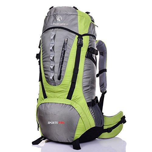 professionelle camping Rucksack/Outdoor Bergsteigen-Tasche/Wasserdichten Rucksack reisende Paare A