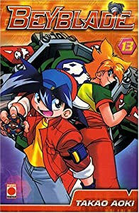 Beyblade Edition simple Tome 13