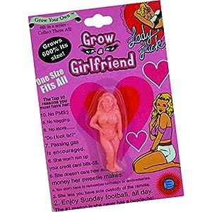 Diabolical gifts DP0210 - Tarjeta de felicitación para Novia, diseño con Texto Grow Your Own Girlfriend