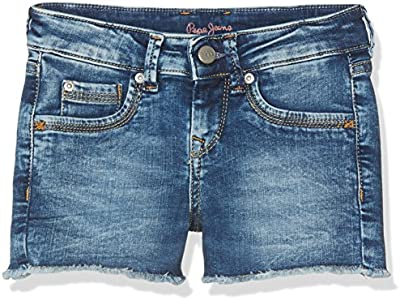 Pepe Jeans Elsy Teen, Pantalones Cortos para Niños