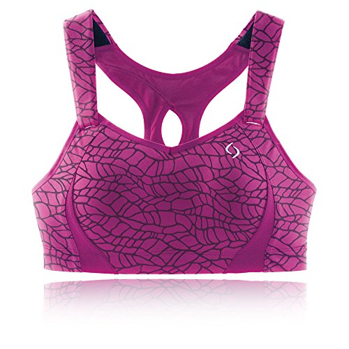 Moving Comfort Brooks Sports B.V. 350025 - Juno 641 CURRANT WOVEN 32C (Comfort A B Moving)
