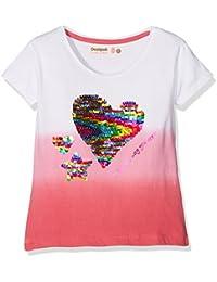 Desigual TS_Alberta, T-Shirt Bambina