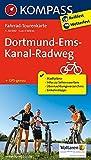 Dortmund-Ems-Kanal-Radweg: Fahrrad-Tourenkarte. GPS-genau. 1:50000.: Fietsroutekaart 1:50 000 (KOMPASS-Fahrrad-Tourenkarten, Band 7053)