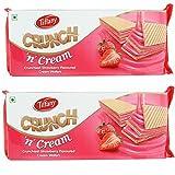 #9: Tiffany Crunch N Cream Wafer Sandwich Strawberry 150g (2)