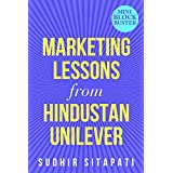 Marketing Lessons from Hindustan Unilever