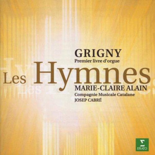 Premier Livre D'orgue:Les Hymnes