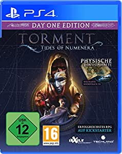 Torment: Tides of Numenera, Edizione Day-One - PlayStation 4