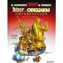 Asterix eta Obelixen urtebetetzea. Urrezko liburua (Euskara - 10 Urte + - Asterix - Bilduma Klasikoa)