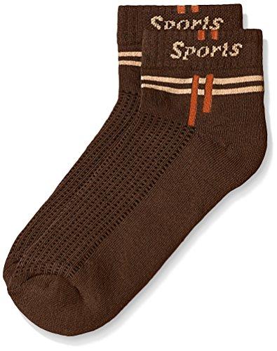 Lakomfort Men's socks (LK-11029_Beige)  available at amazon for Rs.76
