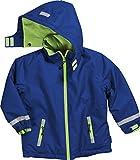 Playshoes Jungen Jacke Warme Winterjacke, Schneejacke, Skijacke, Gr. 128, Blau (marine 11)