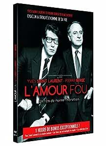 Yves Saint Laurent - Pierre Bergé, l'amour fou - édition simple