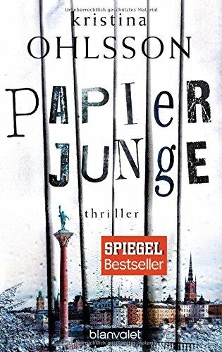 Papierjunge: Thriller (Fredrika Bergmann, Band 5): Alle Infos bei Amazon