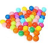 Toyonee Sfera di plastica dell'Oceano della Piscina della Palla Molle di plastica Colorata Multi dei Bambini 1pcs