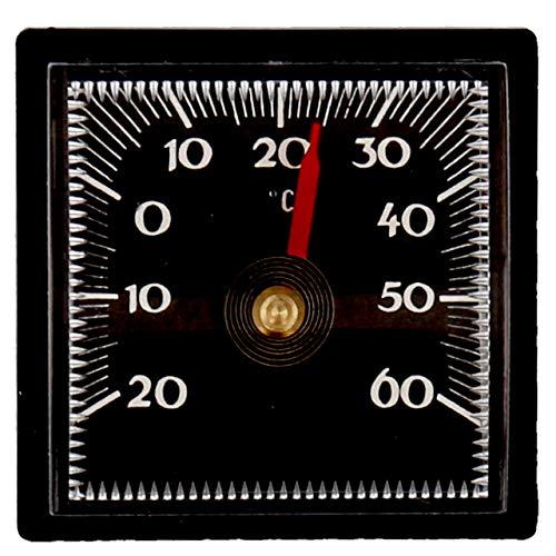 Lantelme 2303bimetal Analog Auto Termómetro autoadhesiva