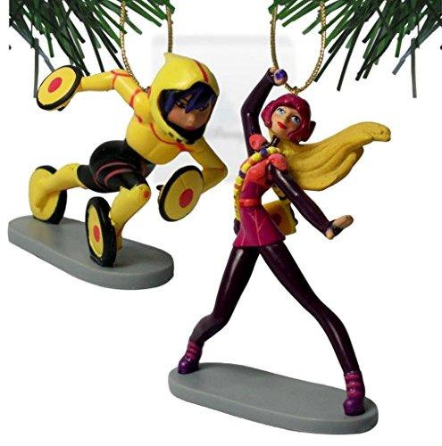 Disney Big Hero 15,2cm Go Go & Honig Lemon