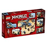 LEGO 70602 Jays Elemental Dragon Action Figure