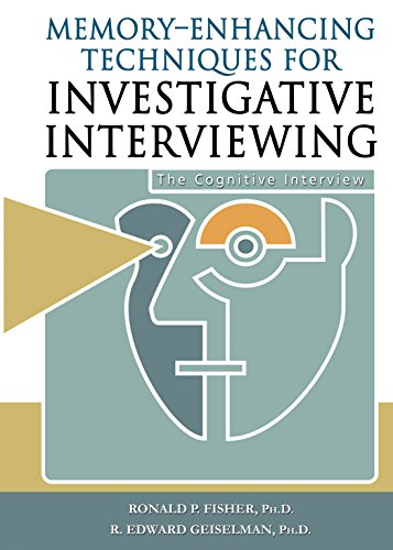 Memory-Enhancing Techniques for Investigative Interviewing:
