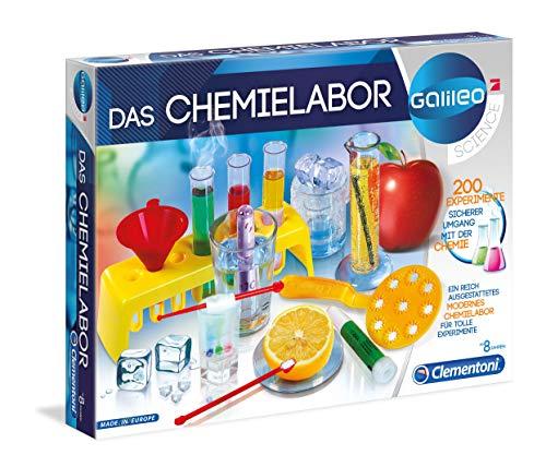 Clementoni 69272.9 - Galileo - Das Chemielabor