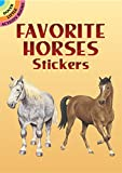 51XaYigVomL. SL160  BEST BUY #1Dover Publications Favorite Horses Stickers price Reviews uk