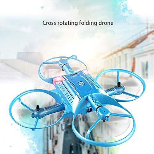 SEXTT Mini Falt-Quadcopter 720P HD-Luftbildfotografie WiFi FPA APP mit Beauty-Funktion fixiert hohe tragbare Modul Induktion intelligente Höhe, Anfänger