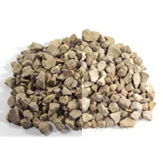 Decorative Cotswold Chippings - 8Kg Bag, Beige/Natural