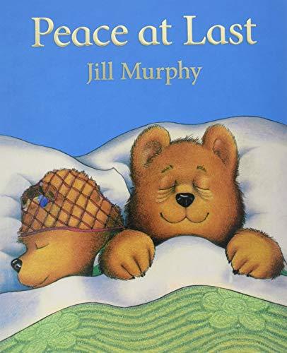 Peace at Last di Jill Murphy