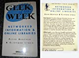 Networked Information and Online Libraries
