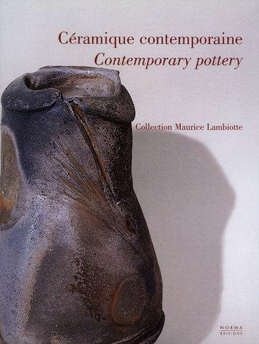 Céramique contemporaine : Edition bilingue français-anglais
