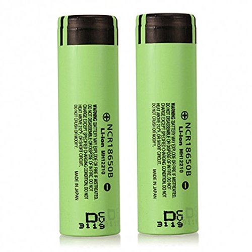 bazaar-2pcs-ncr18650b-3400mah-37-v-unprotected-rechargeable-lithium-battery