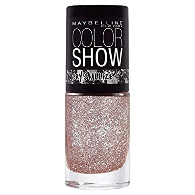 Maybelline Colour Show Crystal Nail Polish