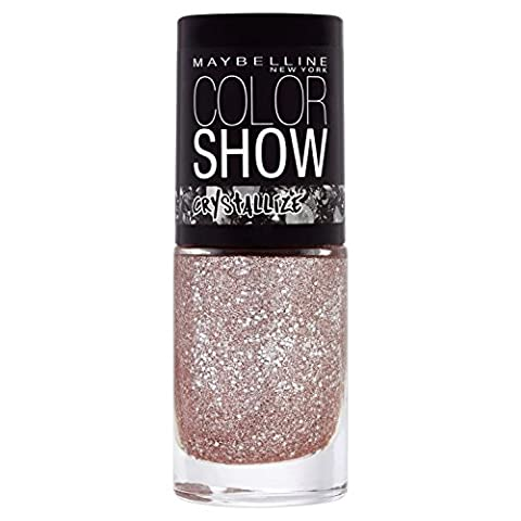 Maybelline Color Show Crystal 232 Rose Chic Nail Polish 7ml