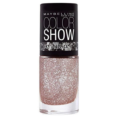 GEMEY MAYBELINE - Vernis - COLOR SHOW 60 secondes - 232 ROSE CHIC