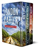London Carter Boxed Set: Books 1 - 3