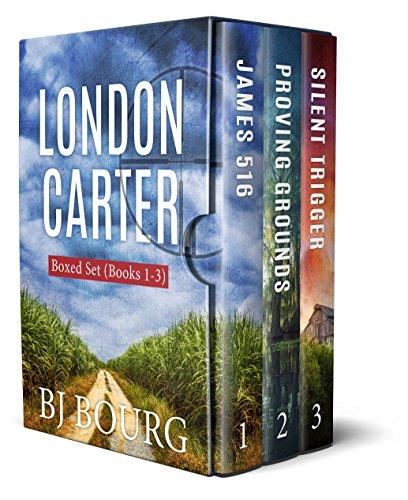 London Carter Boxed Set: Books 1 - 3
