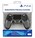 PlayStation 4 - DualShock 4 Wireless Controller, Steel Black (2018) Bild