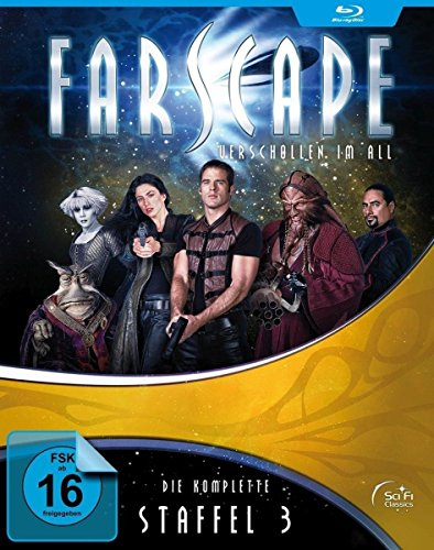 Bild von Farscape - Verschollen im All - Staffel 3 [Blu-ray]