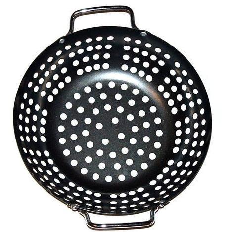 GrillPro 98130 Rond Grille Revêtement porcelaine Décoration, 11 cm de diamètre et 2 1/2 \\
