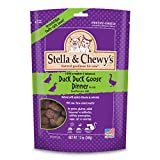 Stella & Chewy's Freeze-Dried Raw Duck Duck Goose Dinner Morsels Grain-Free Cat Food, 12 oz bag