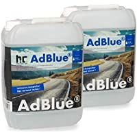 AdBlue® 2 x 10 L - Auto Harnstofflösung von Kruse Automotive verringert Emissionen von Stickstoffoxiden um 90% bei SCR-Systemen - Höfer Chemie