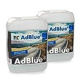 AdBlue 2 x 10 L en bidons de 10 L - ISO 22241-1 - Frais DE Port Offert