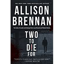 TWO TO DIE FOR (English Edition)