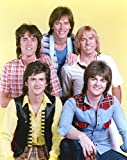 The Poster Corp Bay City Rollers Group Picture in Yellow Background Photo Print (20,32 x 25,40 cm)