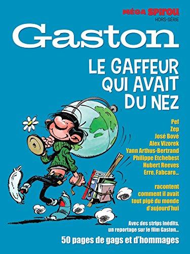 Méga Spirou Hors-Série - tome 1 - Méga Spirou spécial Gaston (édition cartonnée)