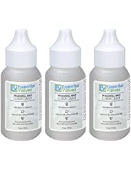 Treadmill Belt Lubricant , 100% Silicone Universal Treadmil Belt Lube, Made in USA By Essential Values by Essential Values