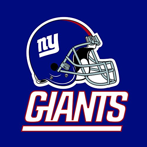 Creative Converting 16 Count New York Giants - Fußball Kostüm Nfl