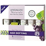 Andalou Naturals Get Started Age Defying Kit For Skin - 1 Ea, 3 Pack