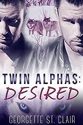 Twin Alphas: Desired (A BBW Paranormal Romance) (English Edition)
