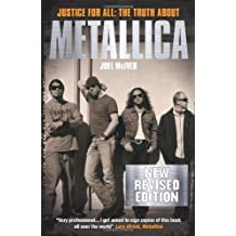 Metallica: Justice for All by Joel McIver (2014-06-16)