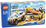 LEGO City Coast Guard 60012: 4x4 & Diving Boat by LEGO