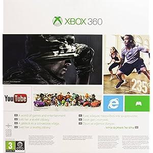 Microsoft Xbox 360 E 500GB – game consoles (Xbox 360, HDD, Black, 802.11b, 802.11g, 802.11n, D